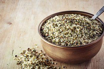 are hemp seeds gluten free