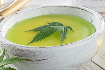 What is cannabutter?