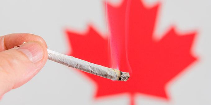 legalization cannabis canada
