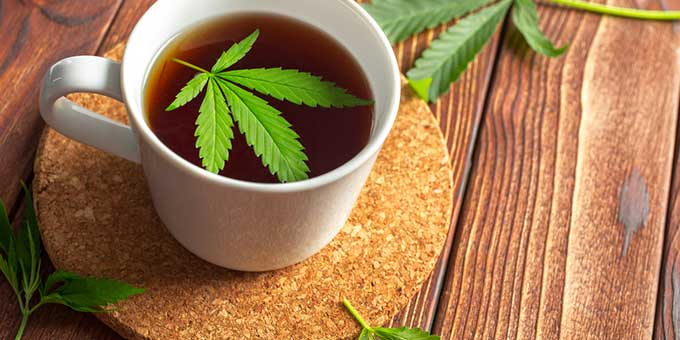 Easy Recipes for Making Cannabis Tea