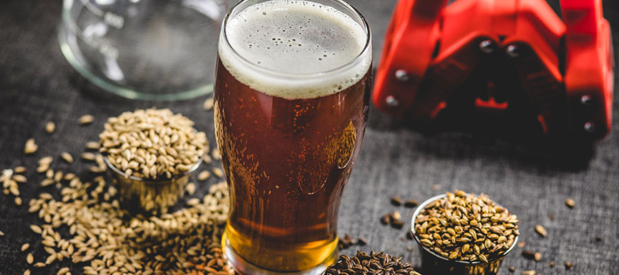 Canadian hemp beer