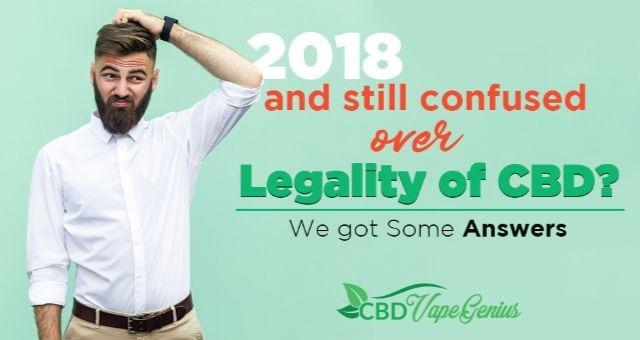 CBD Legality 2018