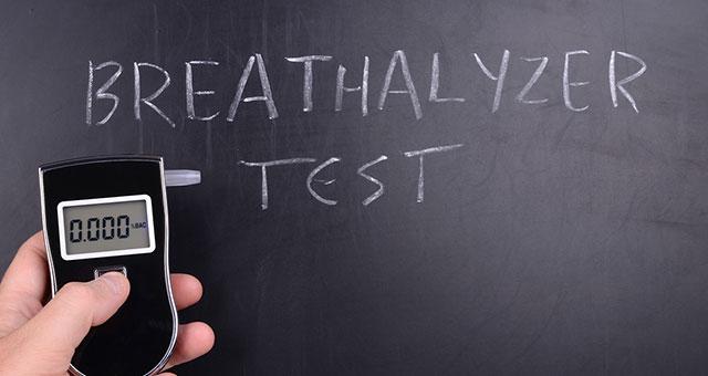 Marijuana Breathalyzer test