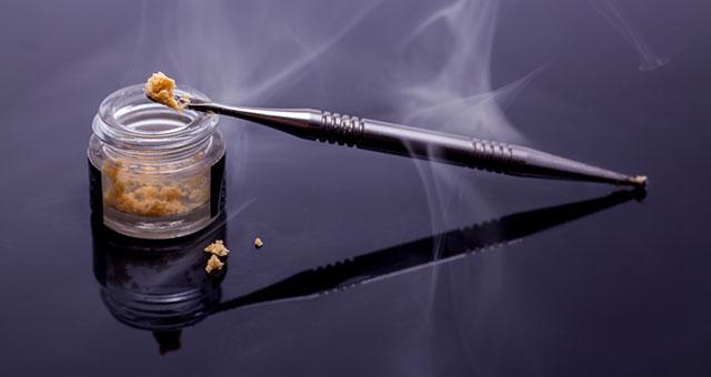 ways to smoke hash oil - hash oil vape and dabbing
