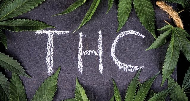 How much thc is too much