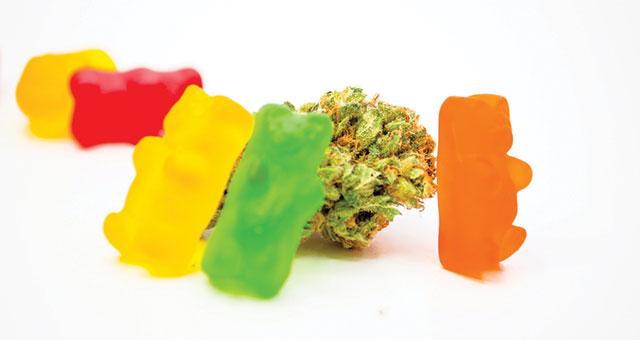 how to use cannabis: edibles