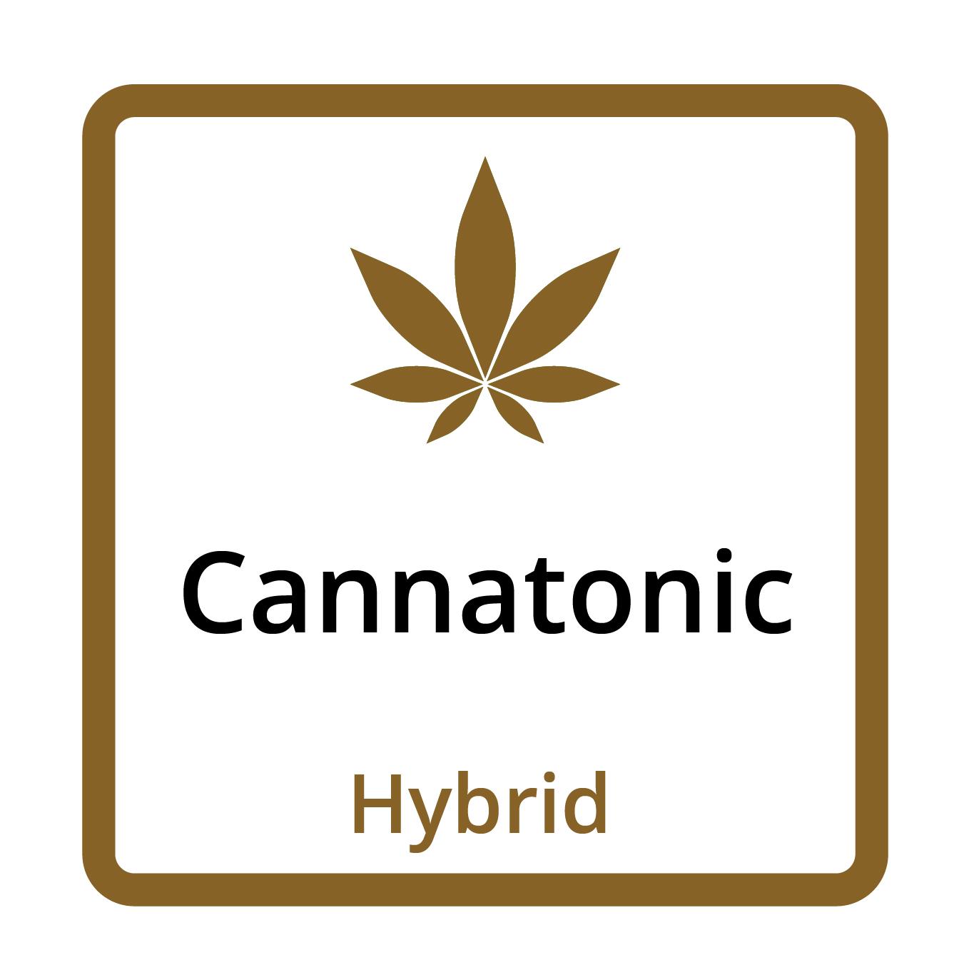 Cannatonic (Hybrid)