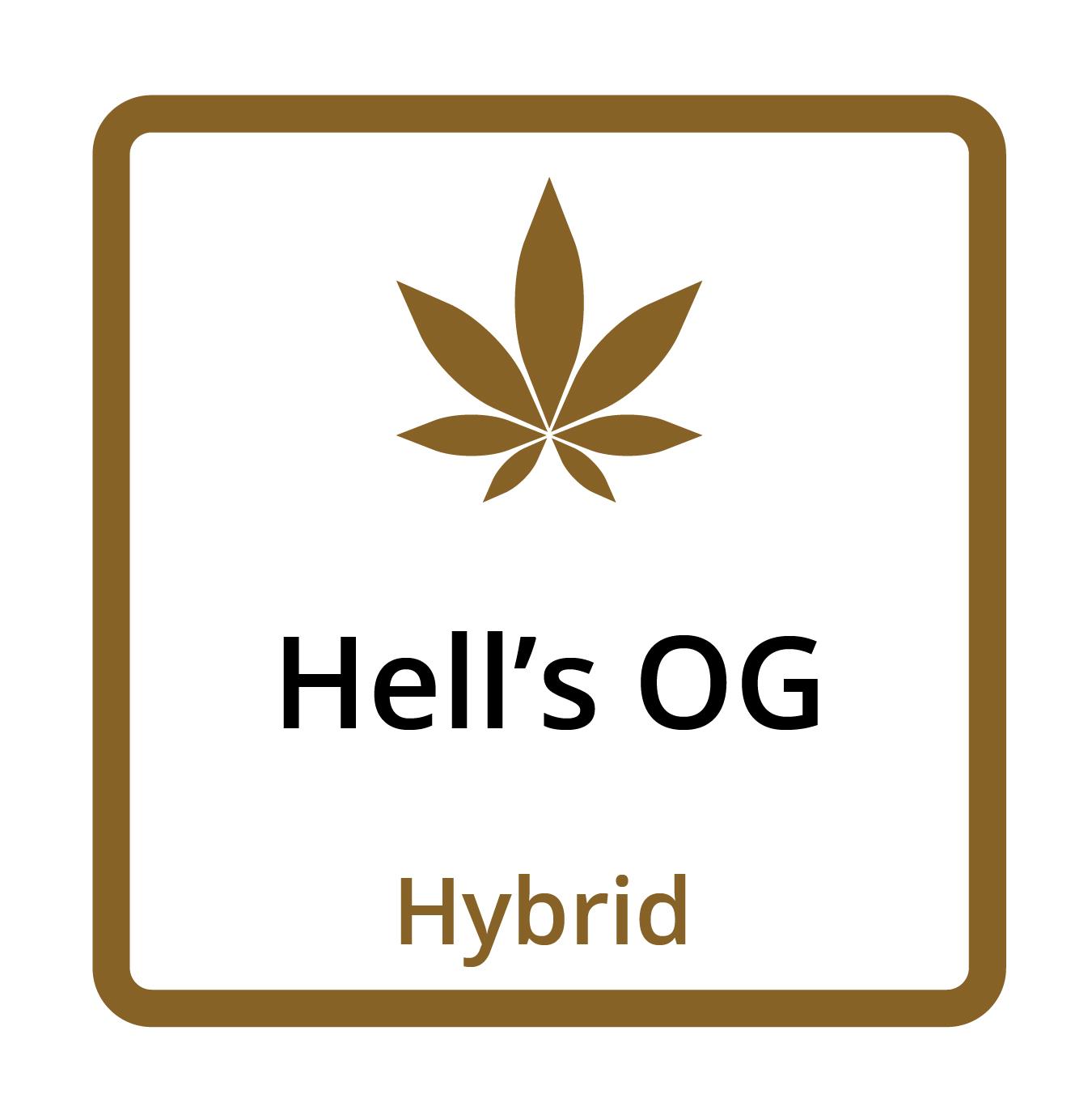 Hell's OG (Hybrid)