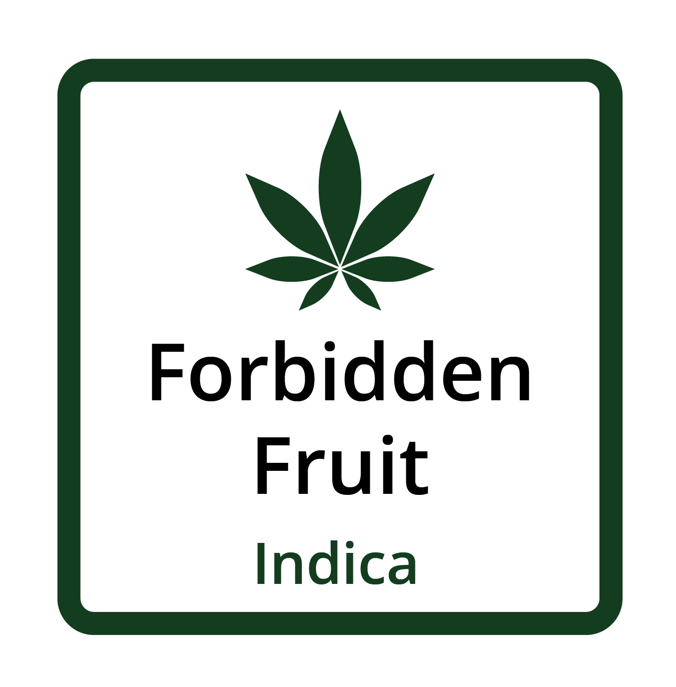 Forbidden Fruit (Indica)