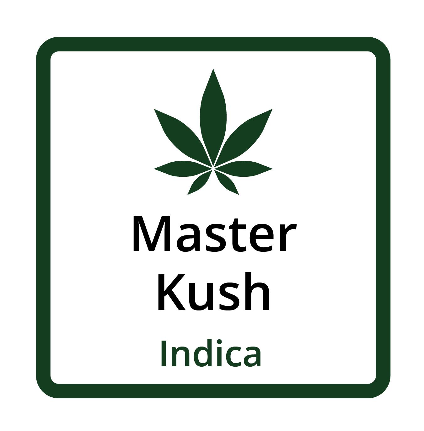 Master Kush (Indica)
