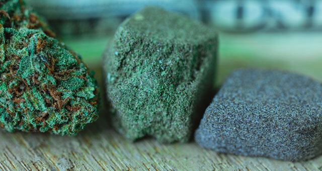 Difference Between Bubble Hash and Weed