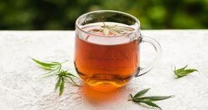CBD tea