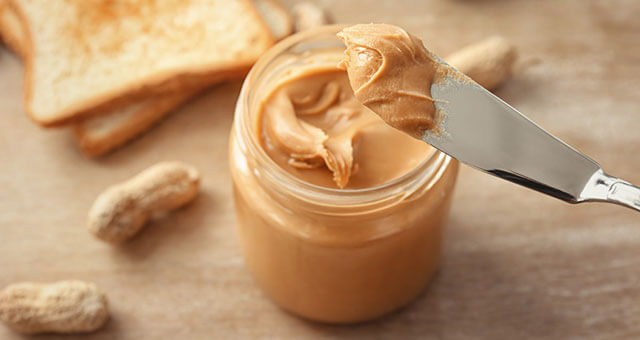 CBD peanut butter