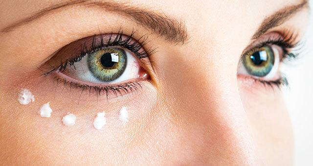 CBD Cream for Eye bags and dark circles